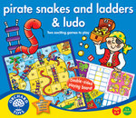 Orchard - Pirate Snakes And Ladders & Ludo
