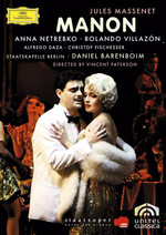 Massenet: Manon [2 Dvd]