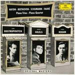 Haydn: Piano Trios Beethoven Schumann