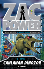 Zac Power 24 - Canlanan Dinozor