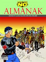 Mister No Almanak 1994- 1995- 1996- 1998- 2000