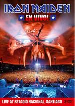 En Vivo! Live in Santiago (Steelbook 2XDeluxe DVD)