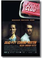 Deffter Film Afişleri / Fight Club 64903-7