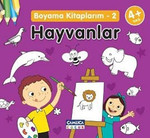 Boyama Kitaplarım-2 (Hayvanlar)