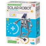 4M Kidz Labs / Green Science - Solar Robot/ Güneş Robotu - 3294