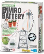 4M Enviro Battery/ Çevreci Pil - 3261