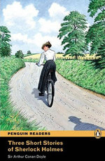 Three Short Stories Of Sherlock Holmes B/Mp3 Level 2