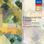 Hindemith: Kammermusik [Royal Concertgebouw Orchestra]