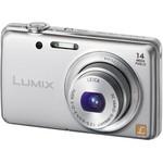 Panasonic DMC-Fs 40 Gümüş Dijital Fotoğraf Makinası