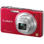 Panasonic DMC-Sz1 Kırmızı Dijital Fotoğraf Makinası