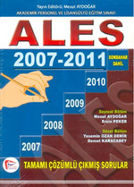 Ales 2007-2011 Tamamı Çözümlü Çıkmış Sorular