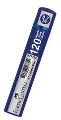 Faber-Castell Grip Min 0.7 mm 120'li Tüp Mavi 127722