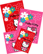 Hello Kitty Okul Defteri A5 60 Yaprak Çizgili Hk4002-Ç