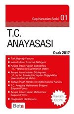 T.C. Anayasası - Cep Kanunları Serisi 01