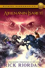 Olimpos Kahramanları 3 - Athena'nın İşareti