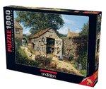 Anatolian Malzeme Barakası / Potting Shed 1000 Parça Puzzle - 3152