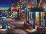 Anatolian Yıldızlı Gece / Stary Night  1000 Parça Puzzle - 3164