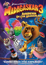 Madagascar 3: Europe's Most Wanted  - Madagaskar 3: Avrupa'nın En Çok Arananları