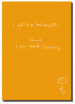 Deffter I Write Because / I Am Always Learning 64633-3