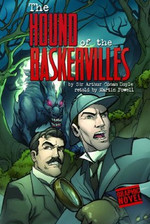 Cap:Graphic Revolve:Hound Of The Baskervilles