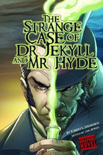 Cap:Graphic Revolve:Strange Case Of Dr Jekyll - Pb