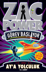 Zac Power Görev Başlıyor - Ay' a Yolculuk