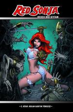 Red Sonja Sayı: 3 - Kulan Gath'ın Yükselişi, Kasım 2012