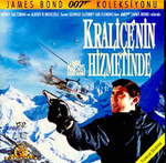 007 James Bond - On Her Majestys Secret Service - Kraliçenin Hizmetinde (SERİ 7 )