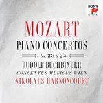 Mozart Piano Concertos No. 23 & 25
