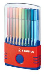 Stabilo Pen 68 Colorparade 20'Li Kutu-Krt Stantli 6820-03