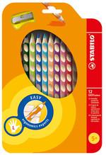 Stabilo Easy Colors 12 Renkli Set Sol 331/12