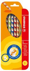 Stabilo Easy Colors 6 Renkli Set Sol 331/6