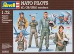 Revell Figures Nato Pilotları 2402