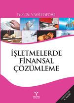 İşletmelerde Finansal Çözümleme