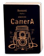 Notelook Kamera A5 Çizgili Sarı 100 Yaprak 70 Gr T000Dftcamya5A