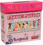 Kırkpabuç-Müzik Dans ile Hayat Bulur 30 Parçalık Puzzle  6207