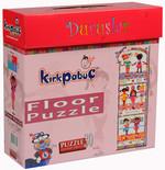 Kırkpabuç-Dans ve Duruşlar 30 Parçalık Puzzle 6209