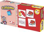 Kırkpabuç Eşyalar Hafıza Oyunu (Karton) 7206