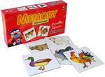 Kırkpabuç-Çiftlik Hayvanları Hafıza Oyunu  7208