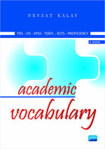 Academic Vocabulary KPDS-ÜDS-LYS-TOFL-IELTS-Proficiency