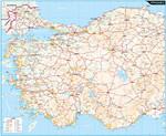 Discovery Karayolları Harita Katlamalı