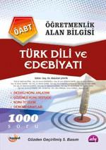 Öğretmenlik Alan Bilgisi - Türk Dili ve Edebiyatı