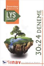 LYS Coğrafya 1 30x24 Deneme