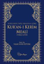 Surelerin İniş Sırasına Göre Kur'an-ı Kerim Meali (Türkçe Çeviri)