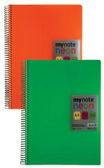 MynoteNeon Deft.A6 100yp., Kareli