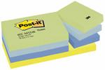 Post-İt® Not Mint Serisi 4Renkx3Blok 100 Yp 38x51 653-Mtdr