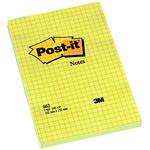 Post-it® Not Kareli Sarı 100 Yp 102x152mm 662