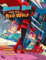 Cap-Boffin Boy And The Red Wolf