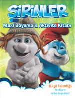 Maxi Boyama & Aktivite Kitabı