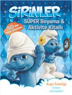 Süper Boyama & Aktivite Kitabı